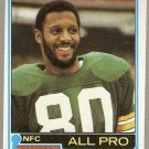 1981 Topps Football Card #430 James Lofton Green Bay Packers EX-MT