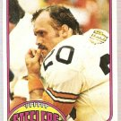 1976 Topps Football Card #522 Rocky Bleier Pittsburgh Steelers EX-MT