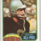 1976 Topps Football Card #50 Ray Guy Oakland Raiders VG
