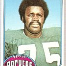1976 Topps Football Card #99 Dave Pureifory RC Green Bay Packers NM