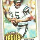 1976 Topps Football Card #145 Roman Gabriel Philadelphia Eagles EX