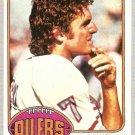 1976 Topps Football Card #175 Dan Pastorini Houston Oilers NM