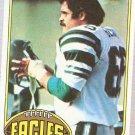 1976 Topps Football Card #165 Bill Bergey Philadelphia Eagles NM
