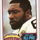 1976 Topps Football Card #180 L.C. Greenwood Pittsburgh Steelers EX-MT