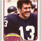 1976 Topps Football Card #183 Dave Jennings RC New York Giants NM