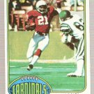 1976 Topps Football Card #200 Terry Metcalf St. Louis Cardinals EX-MT