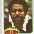 1976 Topps Football Card #295 Gene Upshaw Oakland Raiders EX