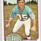 1976 Topps Football Card #515 Nick Buoniconti Miami Dolphins EX-MT