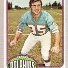 1976 Topps Football Card #515 Nick Buoniconti Miami Dolphins EX