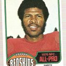 1976 Topps Football Card #170 Ken Houston Washington Redskins NM