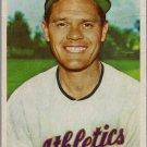 1954 Bowman Baseball Card #35 B Eddie Joost Quiz Answer 33 Philadelphia Athletics GD