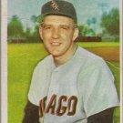 1954 Bowman Baseball Card #150 Cass Michaels Chicago White Sox FR