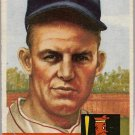 1953 Topps Baseball Card #184 Hal Brown RC Boston Red Sox GD