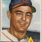 1953 Topps Baseball Card #189 Ray Jablonski RC St. Louis Cardinals GD