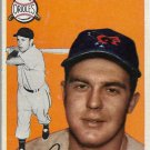 1954 Topps Baseball Card #106 Dick Kokos Baltimore Orioles GD