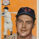1954 Topps Baseball Card #106 Dick Kokos Baltimore Orioles FR