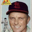 1954 Topps Baseball Card #116 Steve Bilko St. Louis Cardinals GD