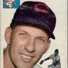 1954 Topps Baseball Card #125 Harry Perkowski Cincinnati Redlegs FR