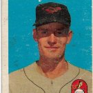 1958 Topps Baseball Card #84 Billy O'Dell Baltimore Orioles FR
