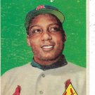1958 Topps Baseball Card #451 Joe Taylor RC St. Louis Cardinals FR