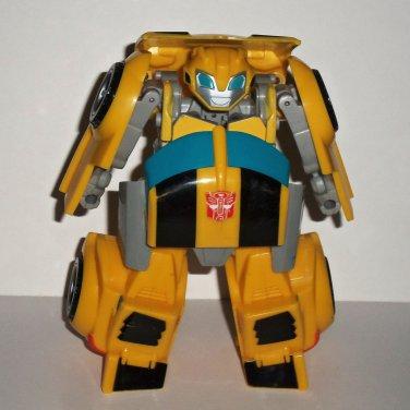 Playskool Heroes Transformers Rescue Bots Bumblebee Action Figure Vehicle Hasbro 2011 Loose Used