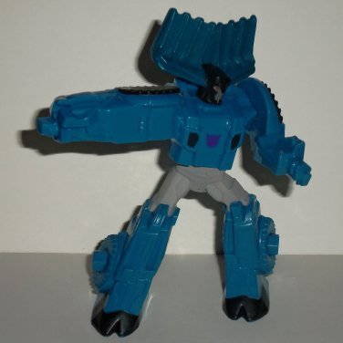 McDonald's 2016 Transformers Thunderhoof Robot Mode Figure Only Happy Meal Toy Loose Used