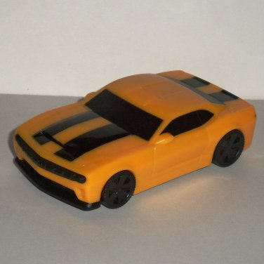 Burger King 2009 Transformers Revenge of the Fallen Bumblebee Loose Used