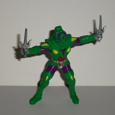 Power Rangers Jungle Fury Camille PVC Action Figure Bandai 2008 Loose Used