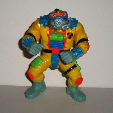 Toxic Crusaders Radiation Ranger Action Figure Playmates 1991 Loose Used