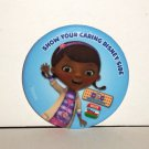 Watch Disney Junior Doc McStuffins Button Pin Loose Used