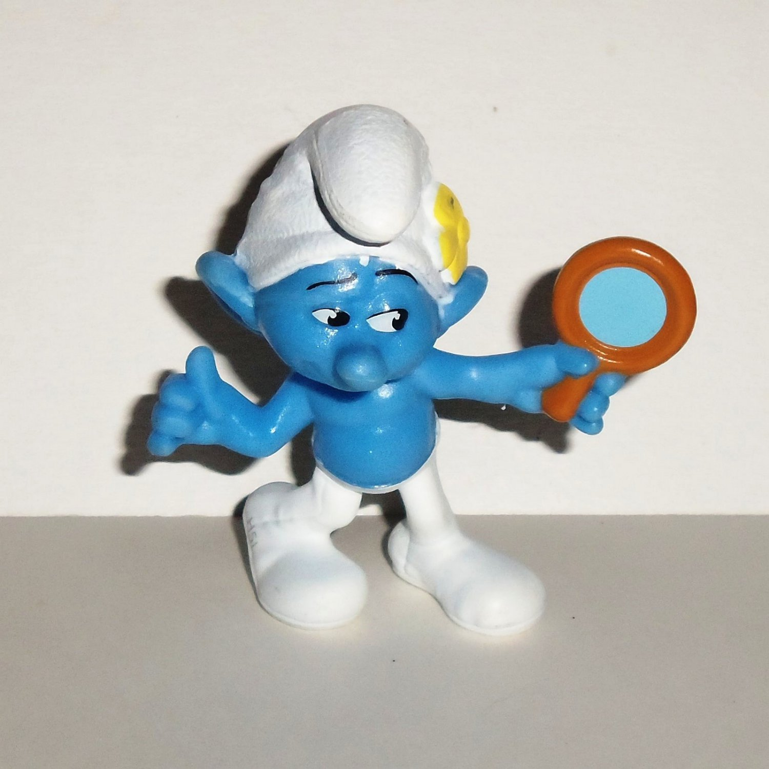 Mcdonald S Happy Meal Toys 2013 : Mcdonald s smurfs vanity smurf pvc figure happy meal