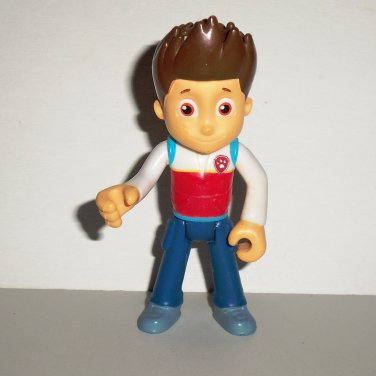 Paw Patrol Ryder Figure Spin Master Loose Used