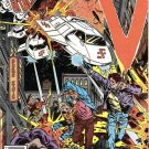 V (1985 series) #3 DC Comics TV Show April 1985 GD/VG