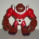 Fisher-Price #L1996 Planet Heroes Mars Digger Figure Only Chest Litho Missing Mattel Loose Used