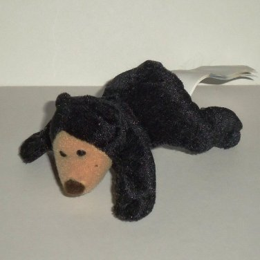 McDonald s 2001 Toys R Us Animal Alley Cole the Black Bear Happy Meal Toy  Loose Used ed7eec6716f3