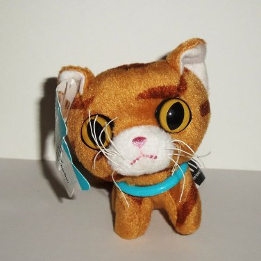 McDonald s 2005 Artlist Collection The Cat Bengal Happy Meal Toy Loose Used bbfd08a5759b