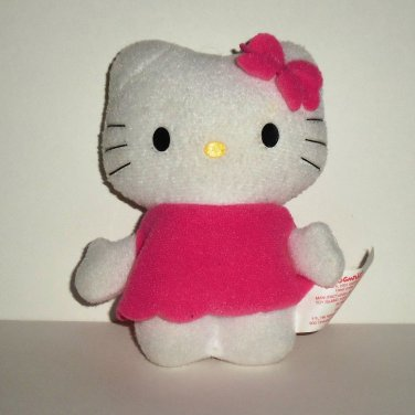 Hello Kitty Plush Toy Island 2007 Loose Used 88b2af366790