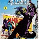Hero Alliance (1989 series) #1 Innovation Comics July 1989 GD/VG