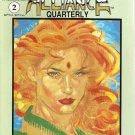 Hero Alliance Quarterly (1991 series) #2 Innovation Comics Dec 1991 VG
