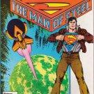 Man of Steel Z(1986 series) #1 Standard Edition Superman DC Comics Oct. 1986 FN