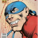 Man of War (1993 series) #5 Newsstand Edition Malibu Comics Aug 1993 FN