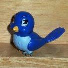Bluebird Plastic PVC Toy Animal Figure Loose Used