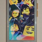 McDonald's 2017 Lego Ninjago Movie Selfie Phone Happy Meal Toy Loose Used