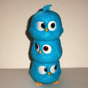 Burger King 2017 Angry Birds Blues Kids Meal Toy Loose Used