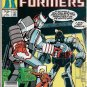 Transformers (1984 series) #7 Marvel Comics Aug 1985 GD