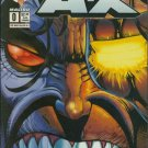 Man Called A-X #0 Bravura Malibu Comics Feb 1995 FN