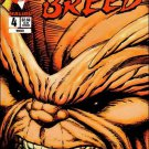 Breed #4 Bravura Malibu Comics April 1994 VG