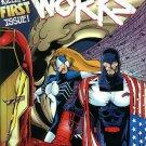 Force Works (1994 series) #1 Marvel Comics July 1994