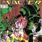 X-Factor (1986 series) #21 Marvel Comics Oct 1987 GD/VG