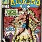 Kickers Inc (1986 series) #1 Marvel Comics Nov 1986 VG